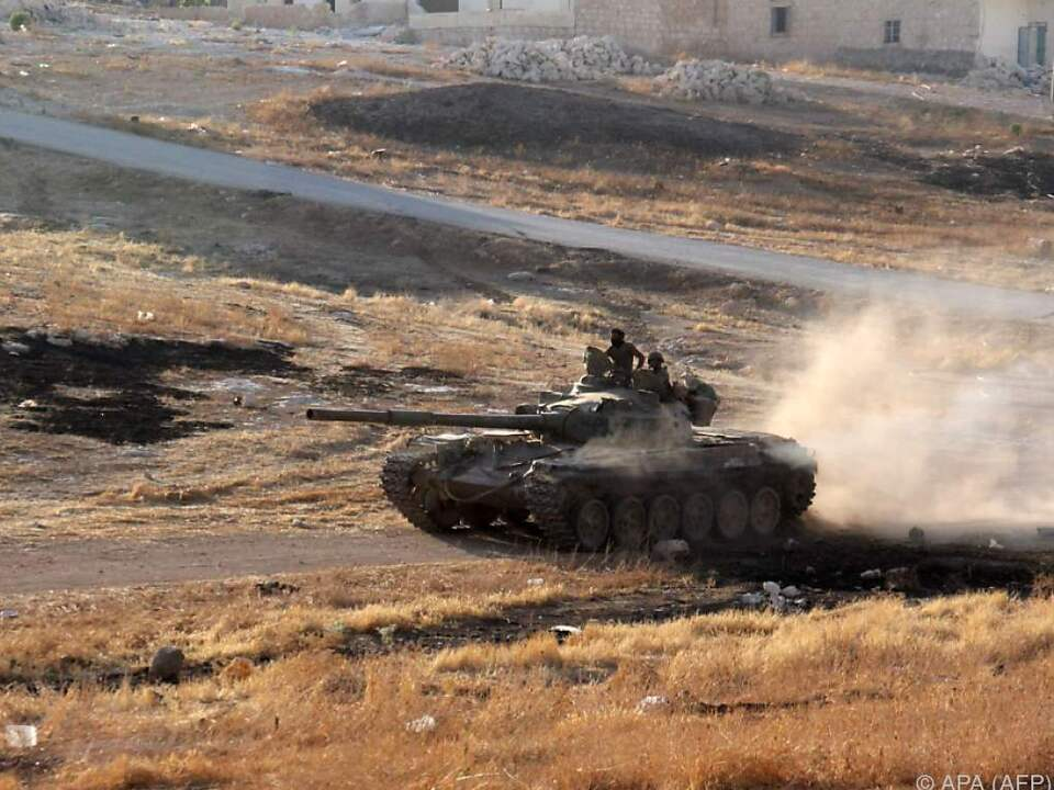 Heftige Kämpfe in Aleppo
