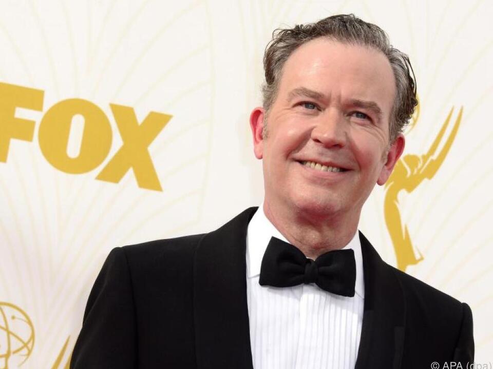 Hutton war 2015 für einen Emmy Award nominiert