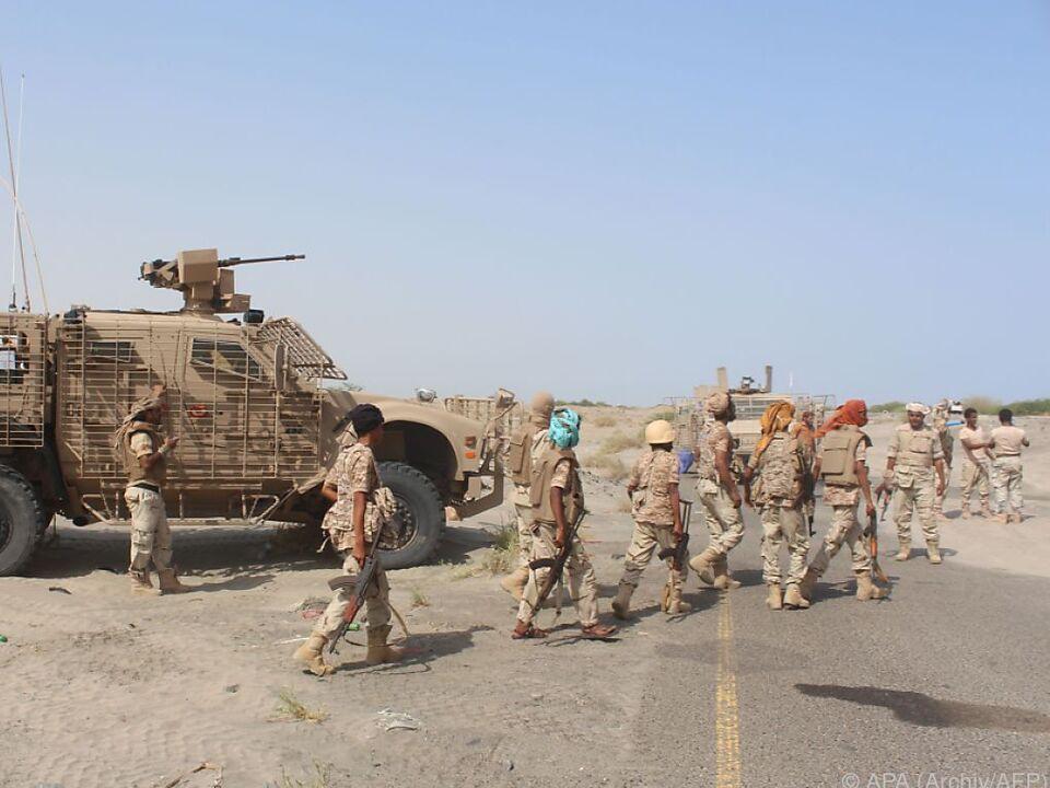 Im Jemen tobt ein blutiger Bürgerkrieg