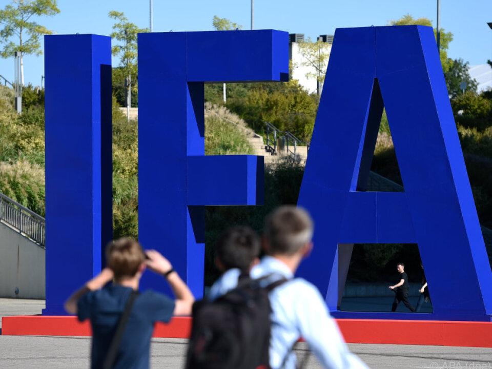 Im Vorjahr kamen 240.000 Besucher zur IFA