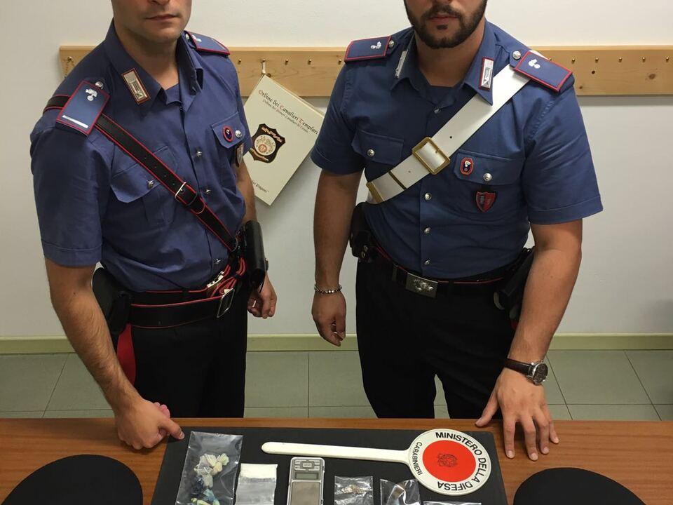 carabinieri drogen