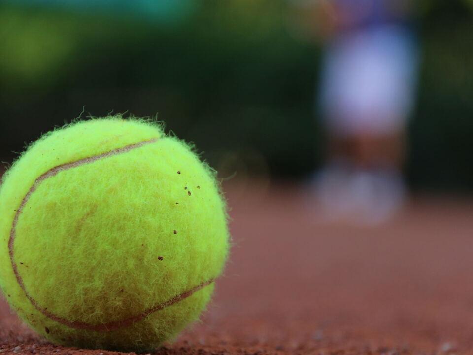 tennis sport leer