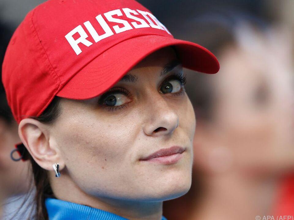 Jelena Isinbajewa will die Funktionärslaufbahn einschlagen