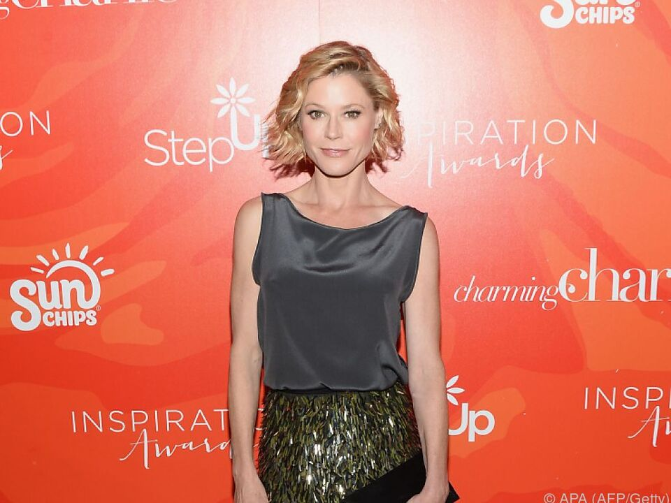 Julie Bowen gibt in \
