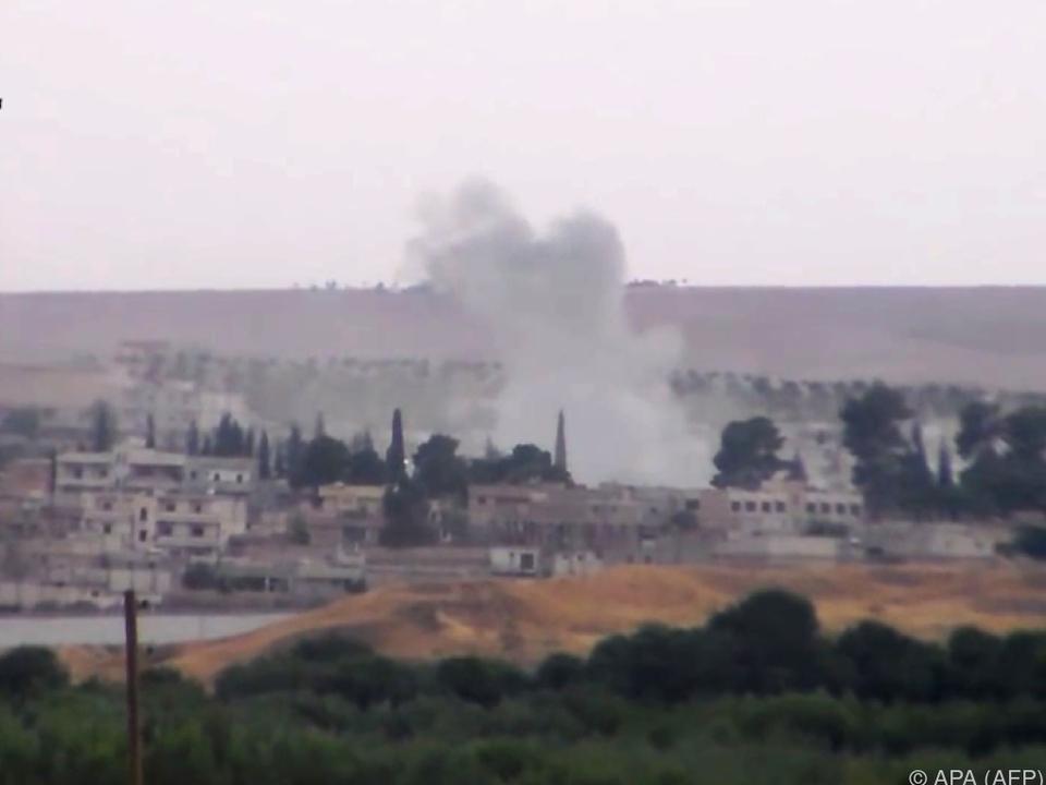Kampfhandlungen auch mit Chemiewaffen, belegt ein UNO-Bericht