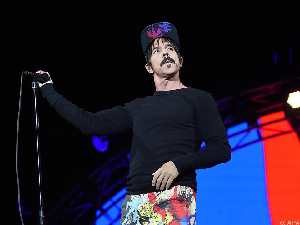 Kiedis hat Sensucht nach seiner sexuellen Mentorin