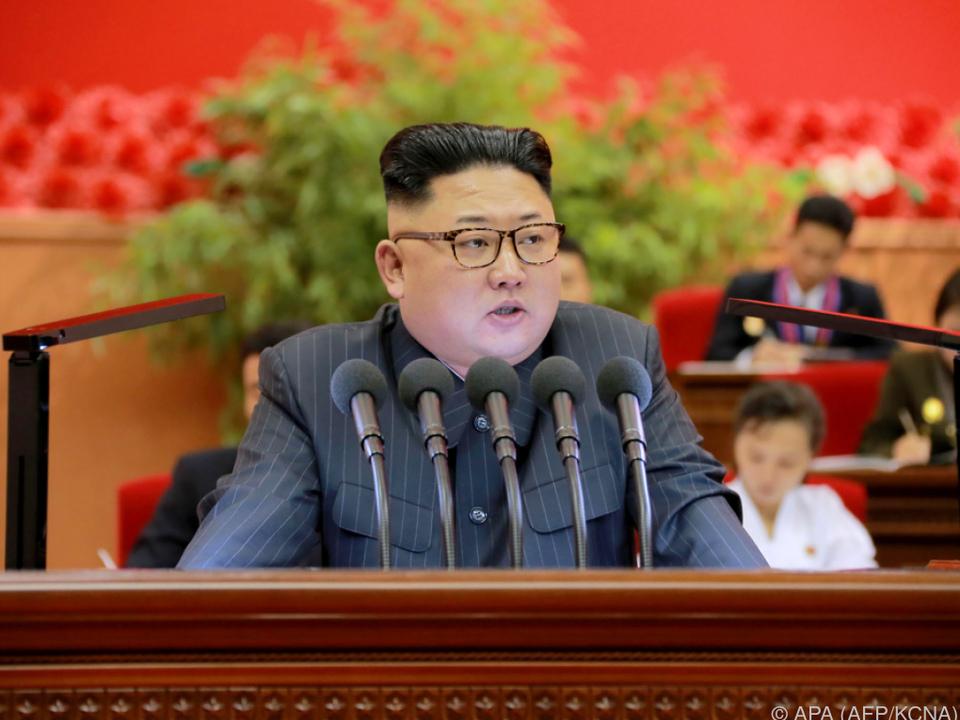 Kim Jong-un herrscht mit harter Hand Nordkorea