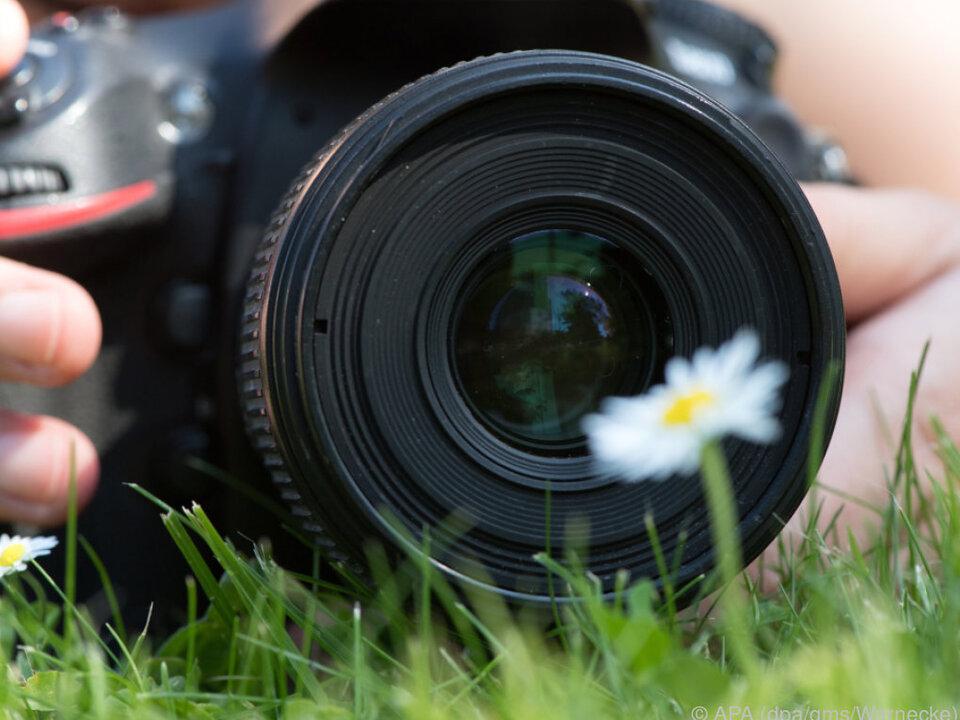 kamera Mit einer Spiegelreflex ist man für jede Situation optimal aufgestellt