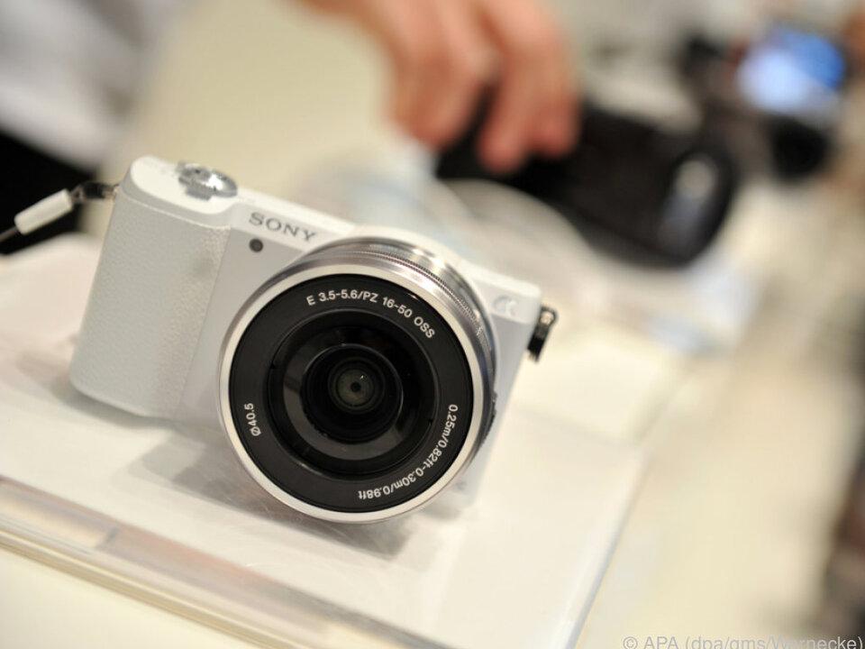 Kompaktkameras sollten mindestens Ein-Zoll-Bildsensoren haben