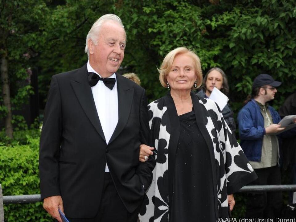 Kubitschek und Rademann 2013 in München
