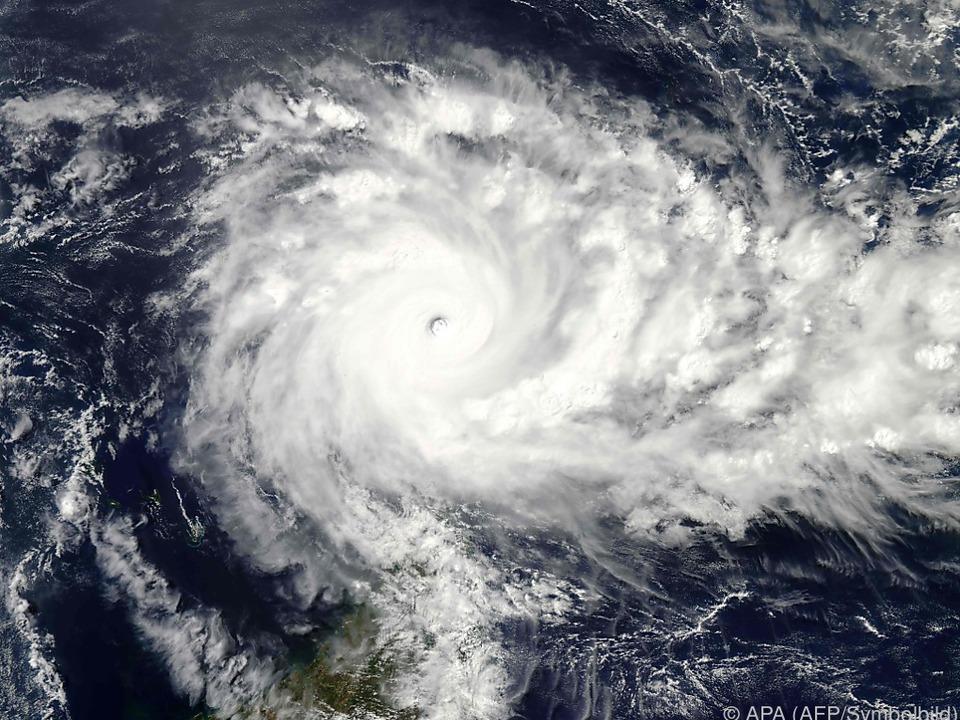 wetter Laut Klimaexperten sind zwölf bis 17 Stürme wahrscheinlich