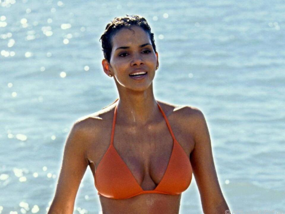 Legendärer Auftritt als Bond-Girl im Jahr 2002
