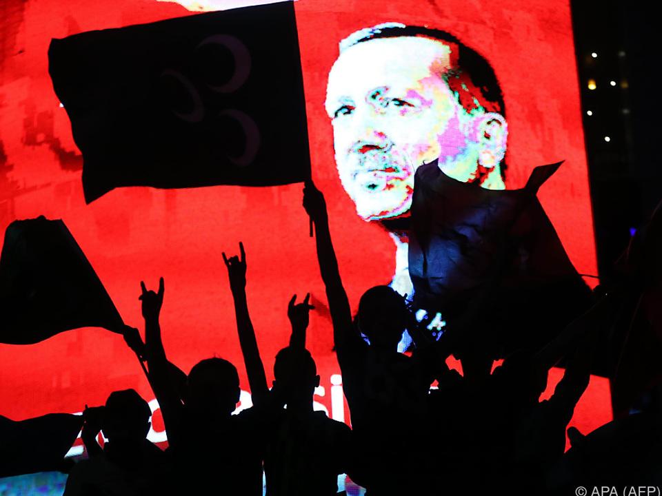 erdogan türkei Mäßigung? Fehlanzeige