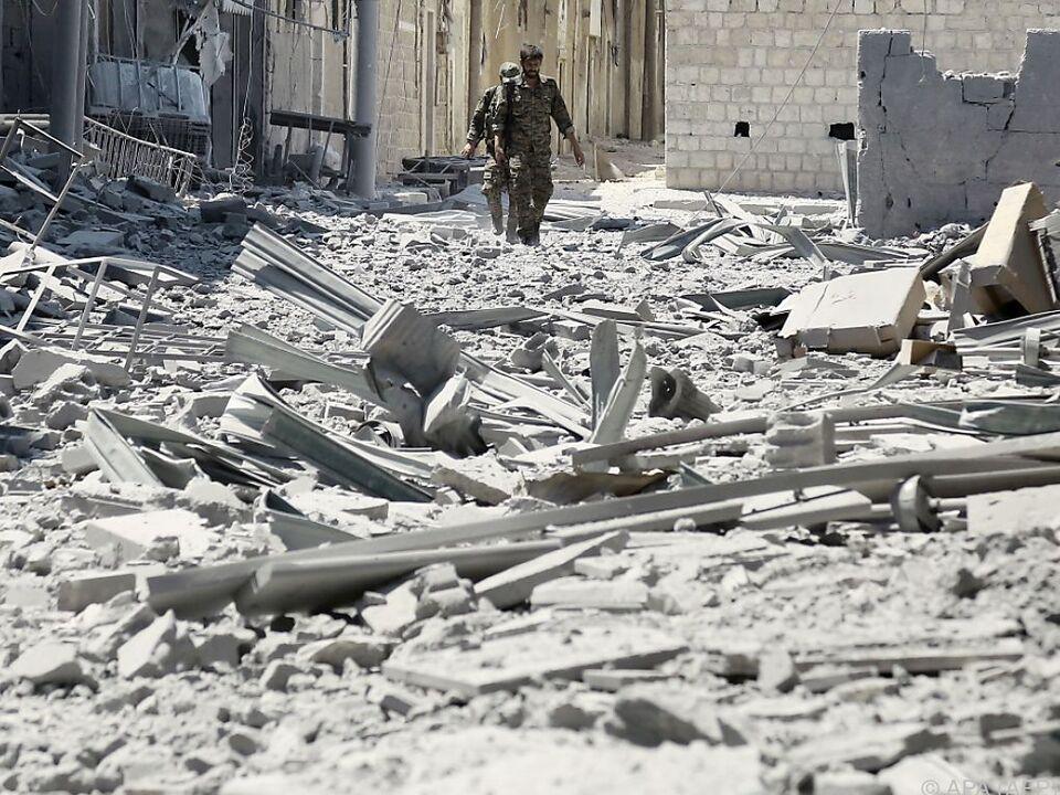 Manbij selbst wurde für befreit erklärt