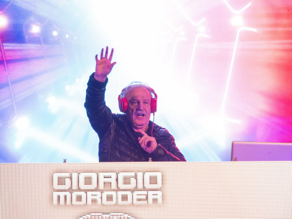 Marco Wanker valgardena Giorgio Moroder