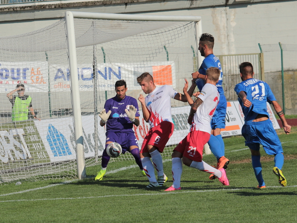 FCS gegen Fano Marcone Bassoli