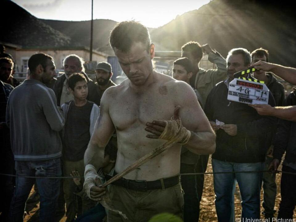 Matt Damon spielt zum fünften Mal Geheimagent Jason Bourne