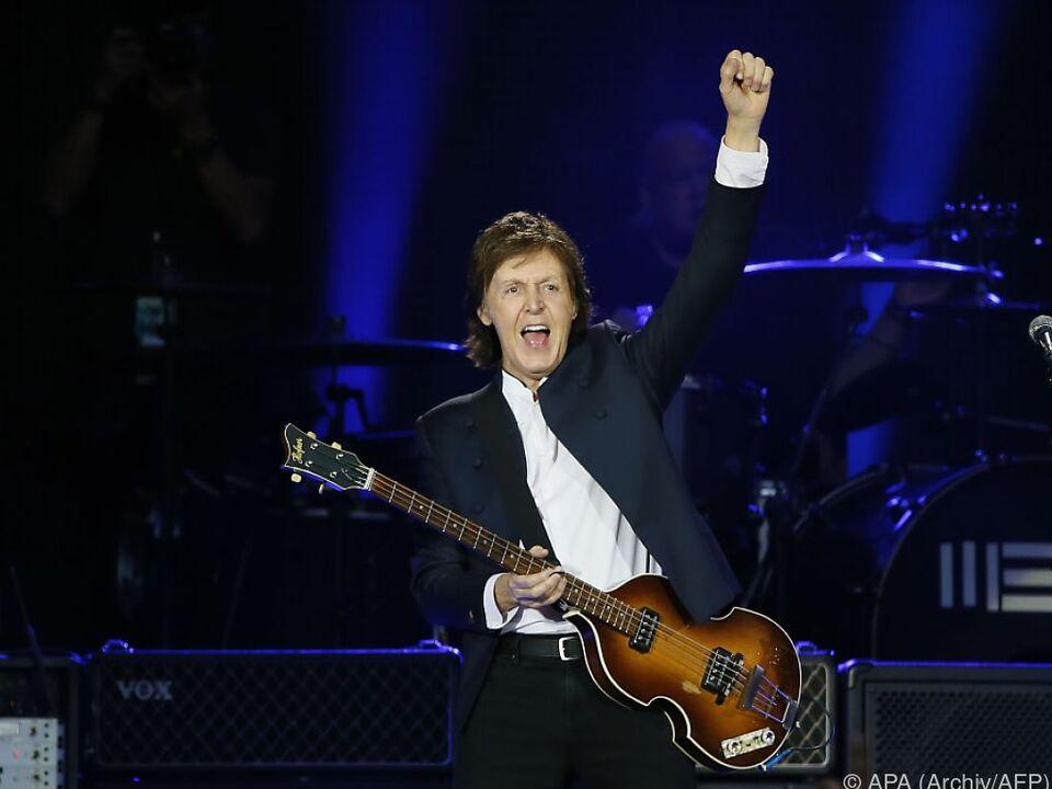McCartney soll vor der Versteigerung eine Kopie erhalten haben