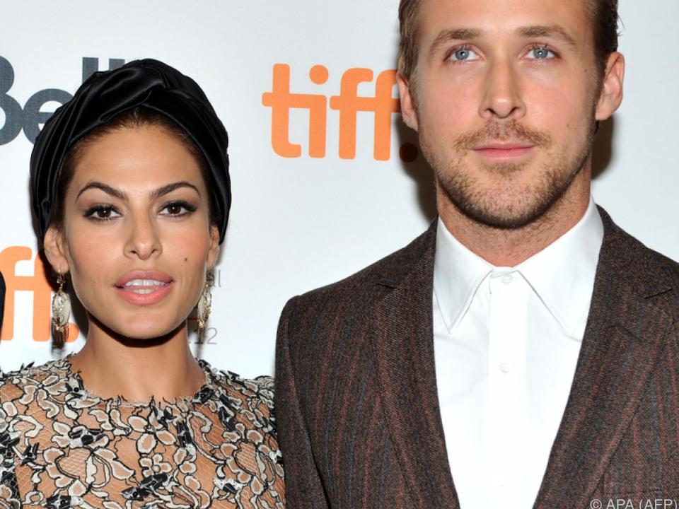 Mendes und Gosling haben zwei gemeinsame Kinder