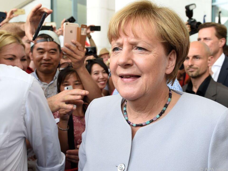 Merkel: Alles gemeinsam mit dem Koalitionspartner beschlossen