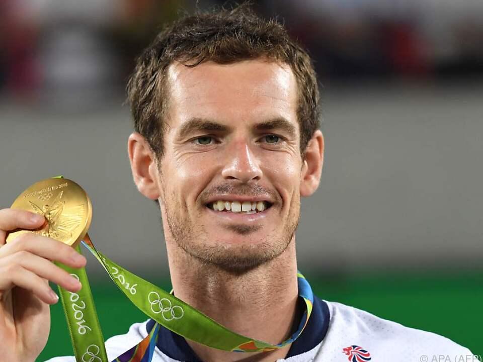 Murray schnappte sich die zweite Goldene