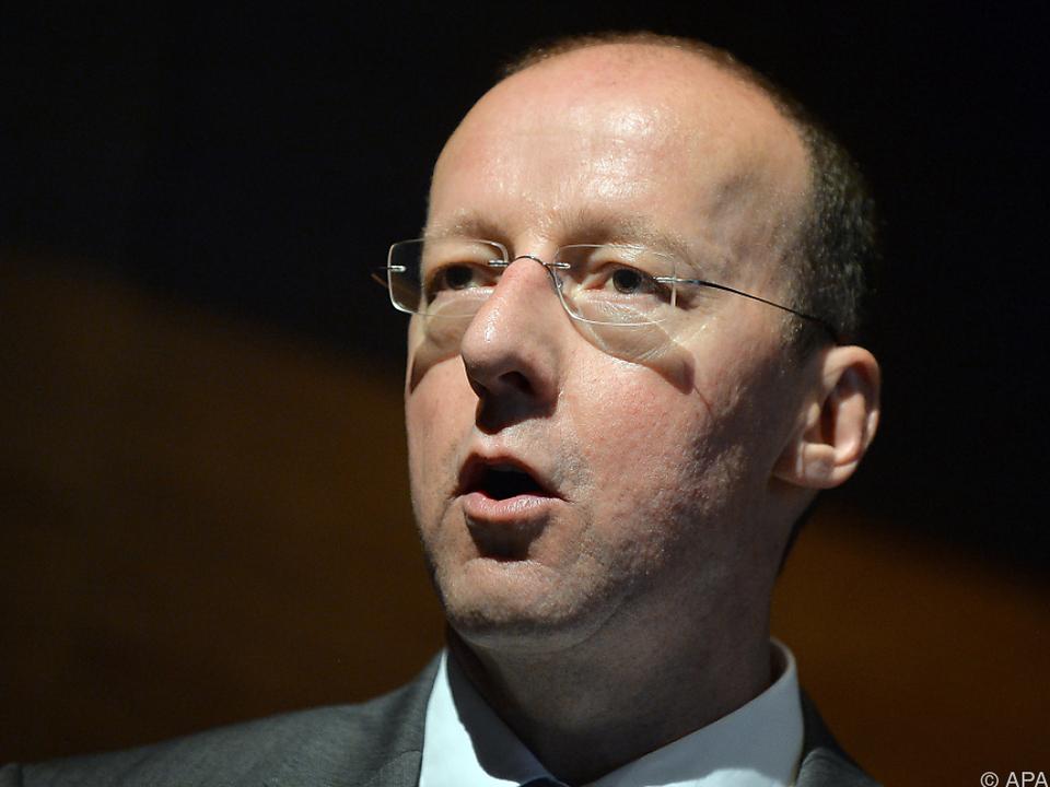 NADA-Austria-Geschäftsführer Michael Cepic