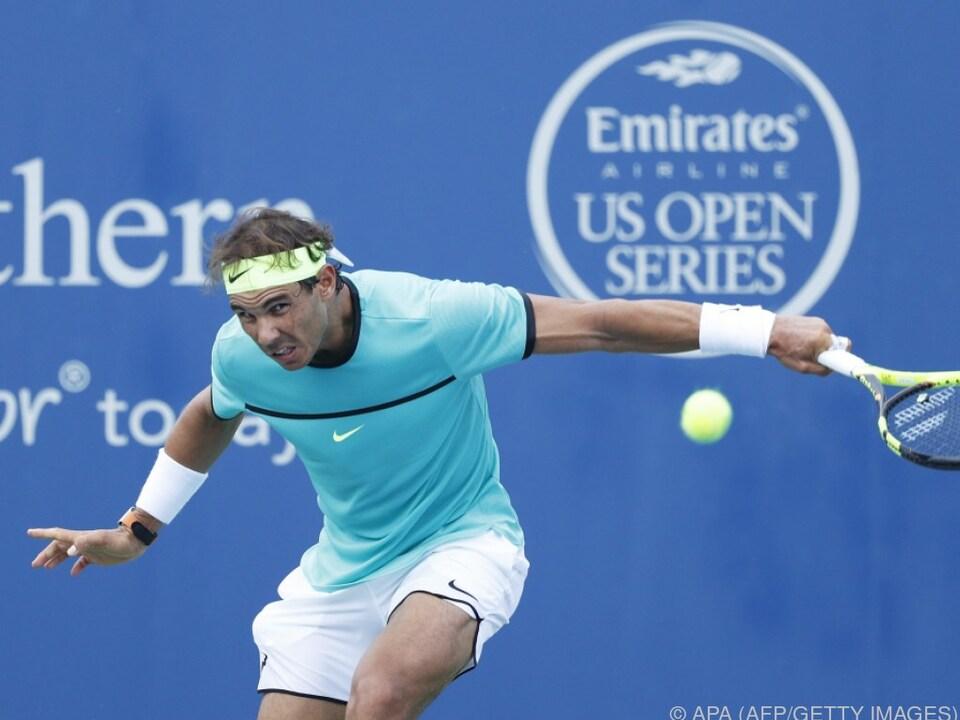 Nadal unterlag dem Kroaten Borna Coric