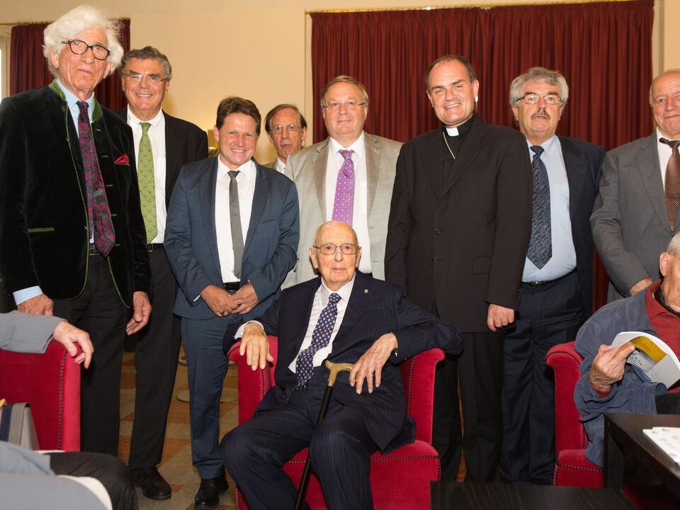 Napolitano bei Festspielen Südtirol-Max Verdoes