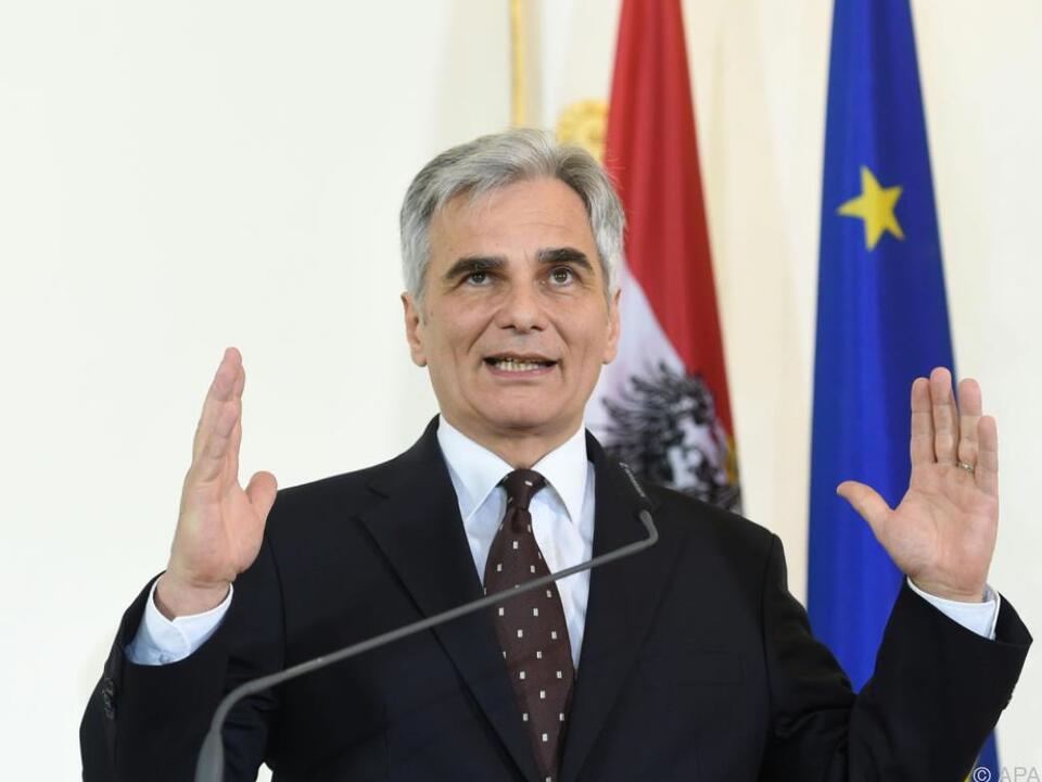 Neue Aufgabe für den Ex-SPÖ-Chef