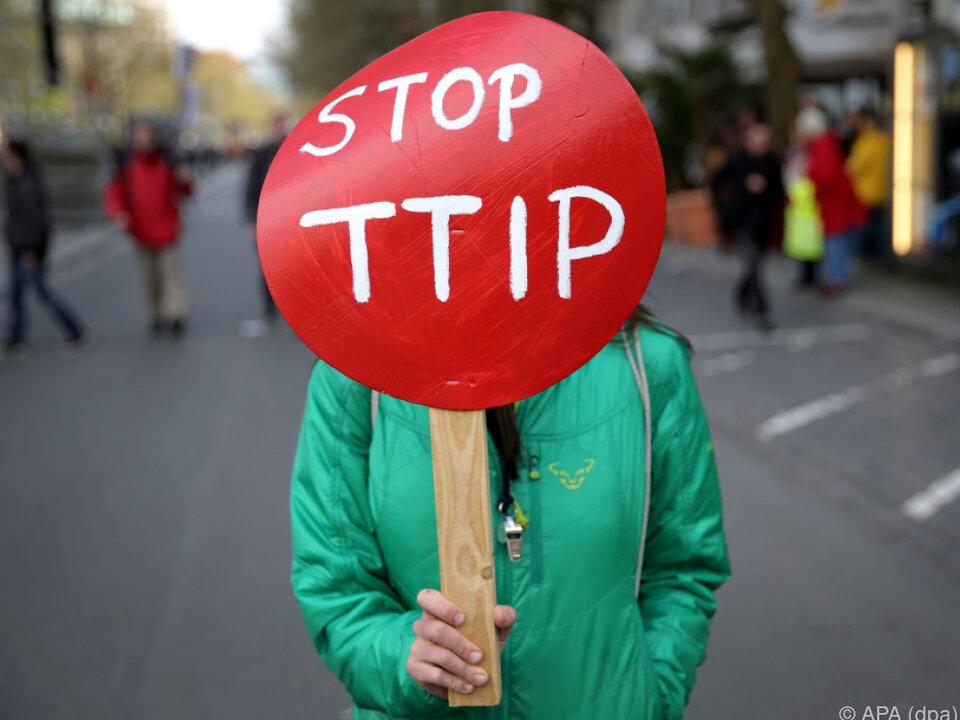 ttip Noch immer viel Gegenwind für das transatlantische Handeslabkommen