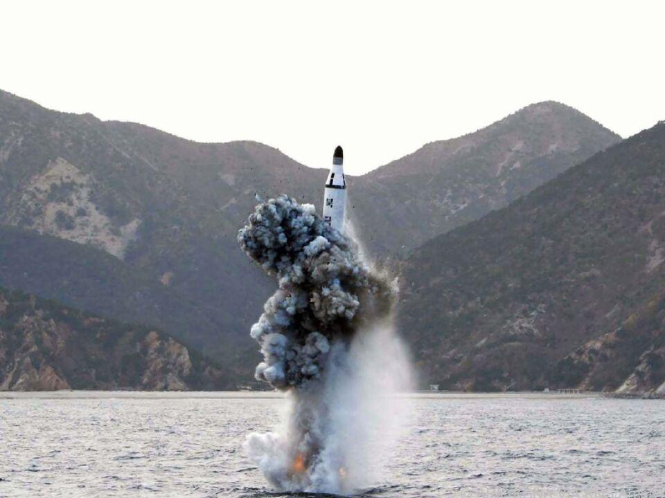 Nordkorea will immer wieder seine Schlagkraft beweisen