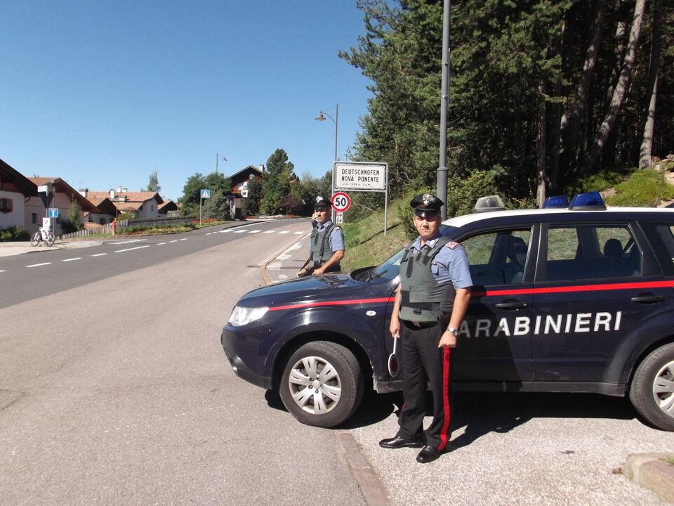 Carabinieri Deutschnofen