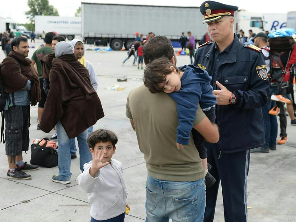 Ohne Migration schrumpfen wir bis 2050 auf 7,9 Millionen Einwohner