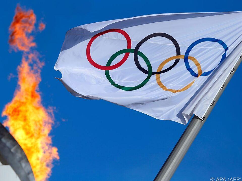 olympia Die Proben werden zehn Jahre lang eingefroren