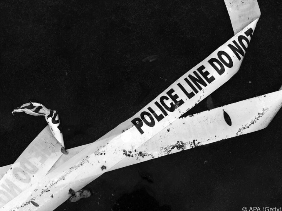 Polizei hatte mit der Täter hart zu kämpfen