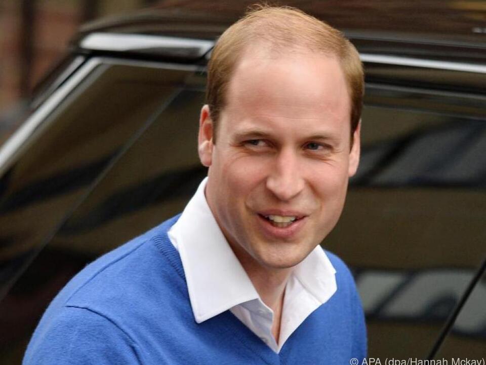 Prinz William will Nordrhein-Westfalen zum Geburtstag gratulieren