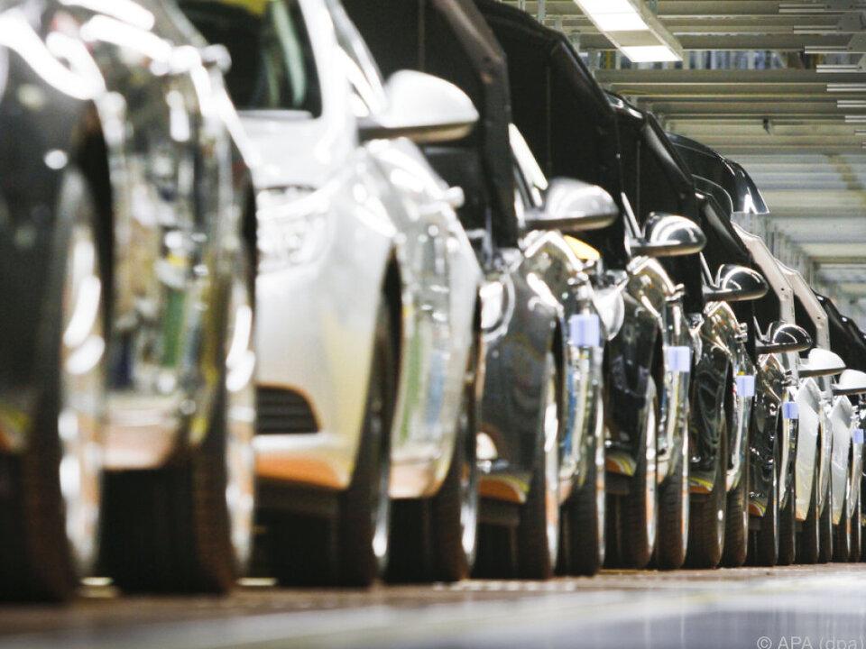 Produktion von Opel-Modellen Insignia und Corsa betroffen