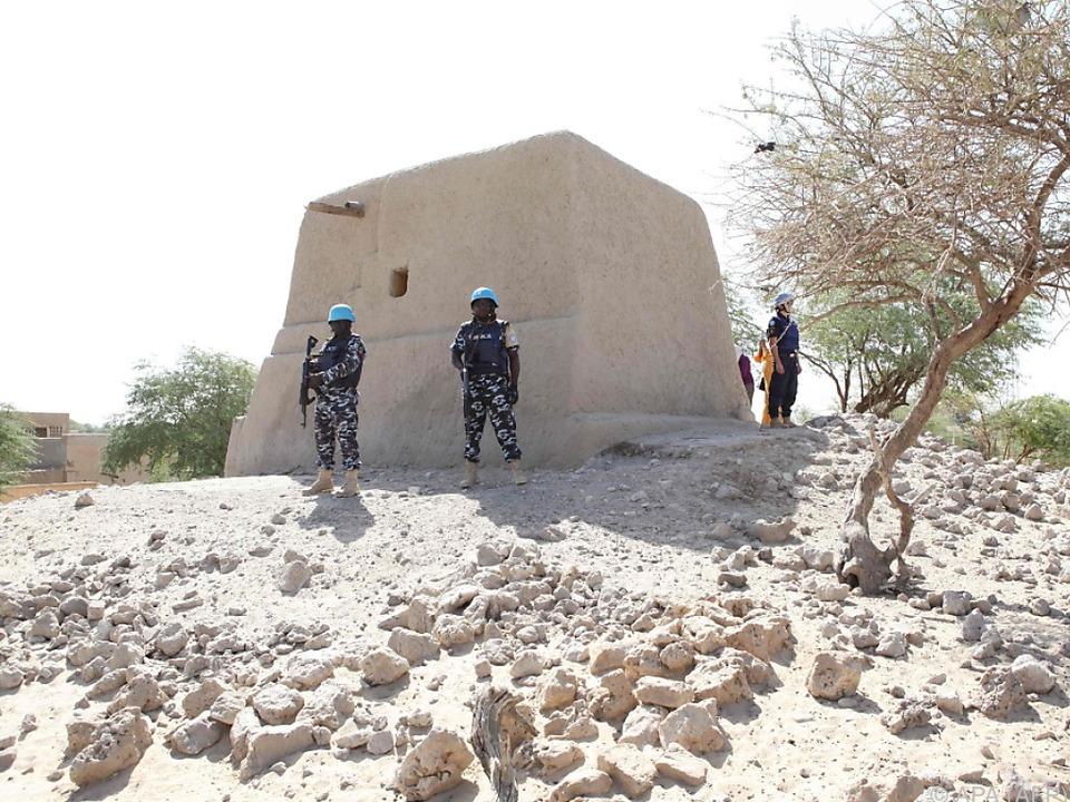 Prozess nach der Zerstörung von Mausoleen in Timbuktu