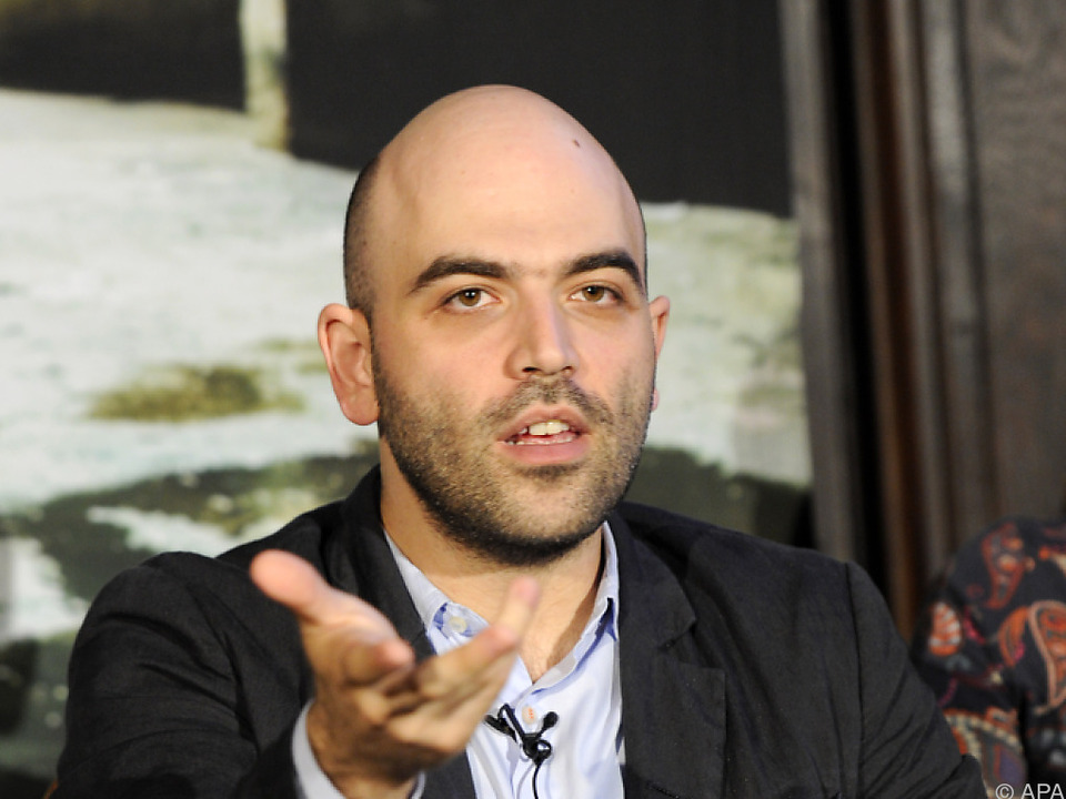 Saviano lebt seit Mafia-Roman unter Polizeischutz