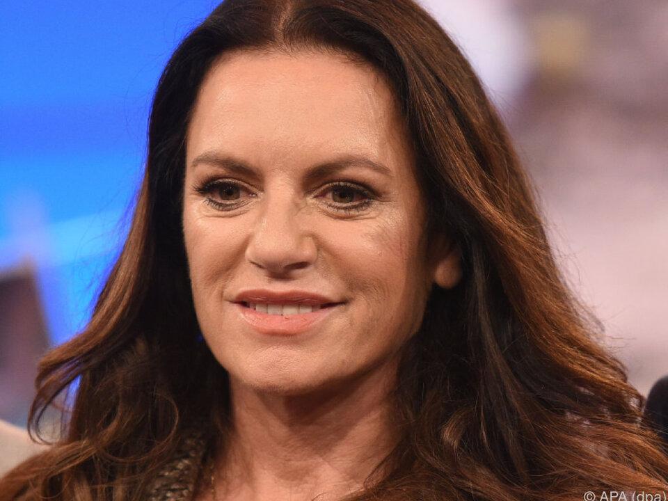 Schauspielerin verkraftete den Zwischenfall tapfer