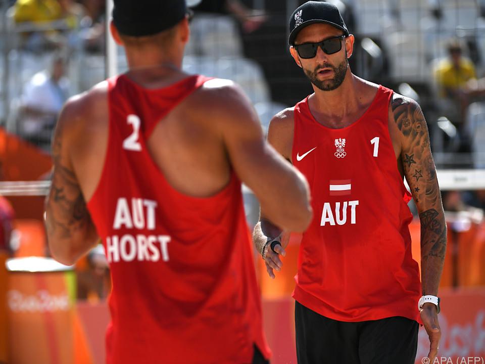 Schlechter Start für die Beach-Volleyballer in Rio