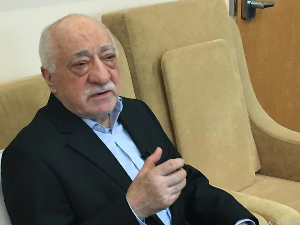Schon im Vorjahr wurde ein Haftbefehl gegen Gülen erlassen