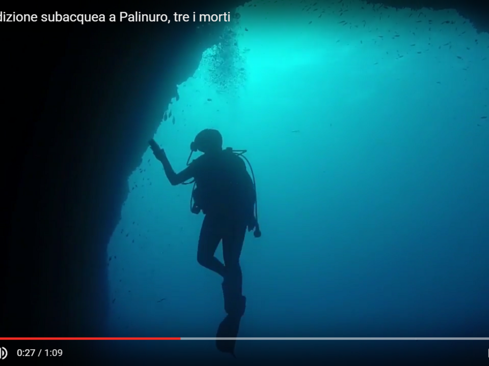 Taucher Tragica spedizione subacquea a Palinuro, tre i morti Videoinformazioni Agenzia  Videoinformazioni Agenzia