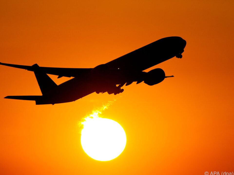 flugzeug sonne Sicherheitsbedenken vieler Passagiere drückt Nachfrage