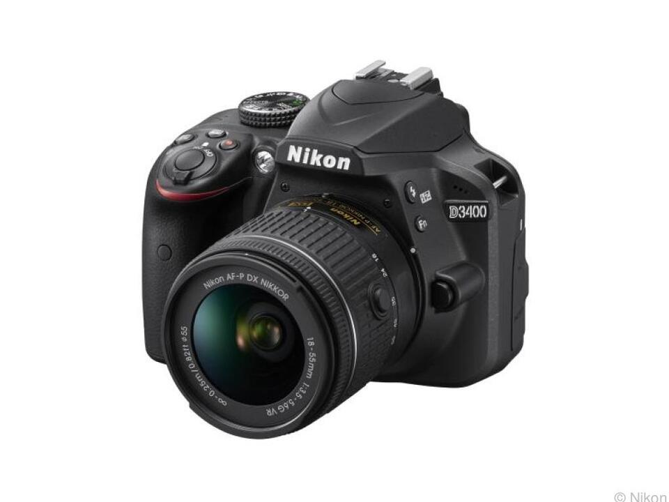 Snapbridge-Technologie bei der Nikon D3400