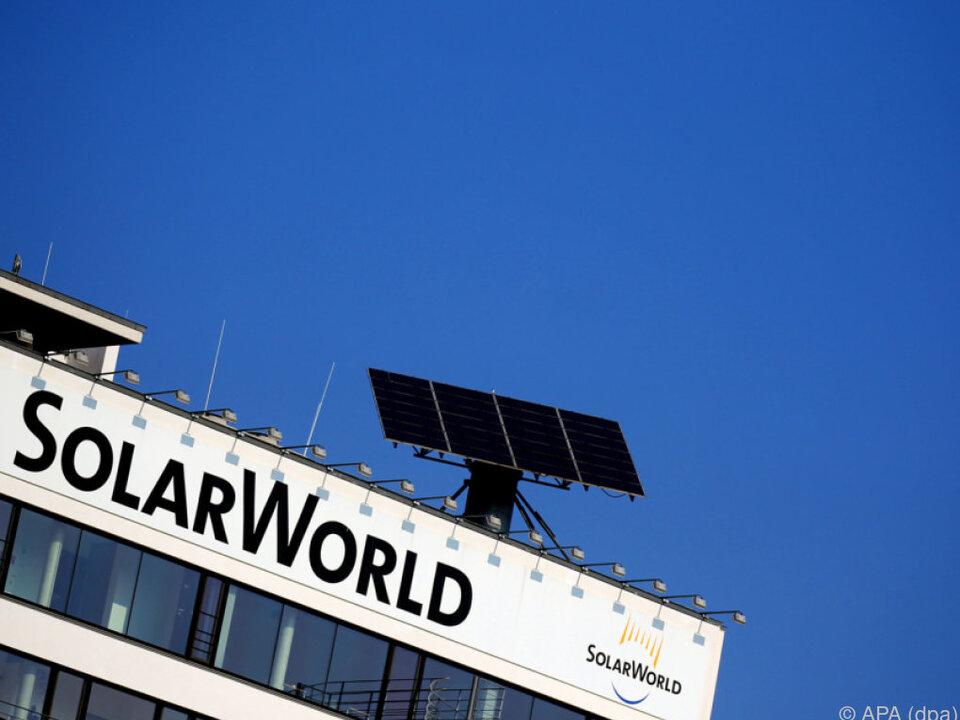 Solarworld will das Urteil nicht auf sich sitzen lassen