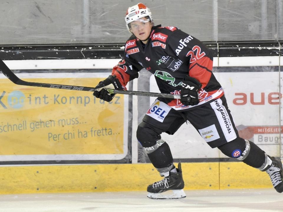 Spinell Markus Ritten Eishockey