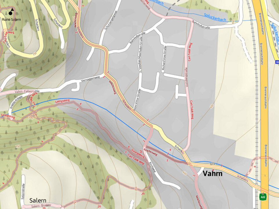 ssb-Vahrn-Mappe