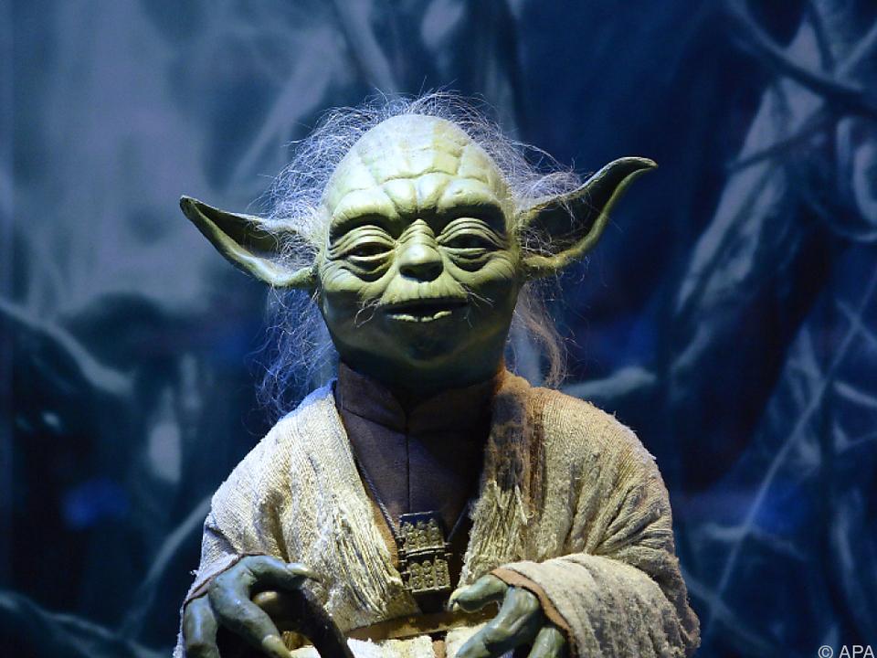 star wars Die Macht von Yoda und Co ist nicht zu unterschätzen