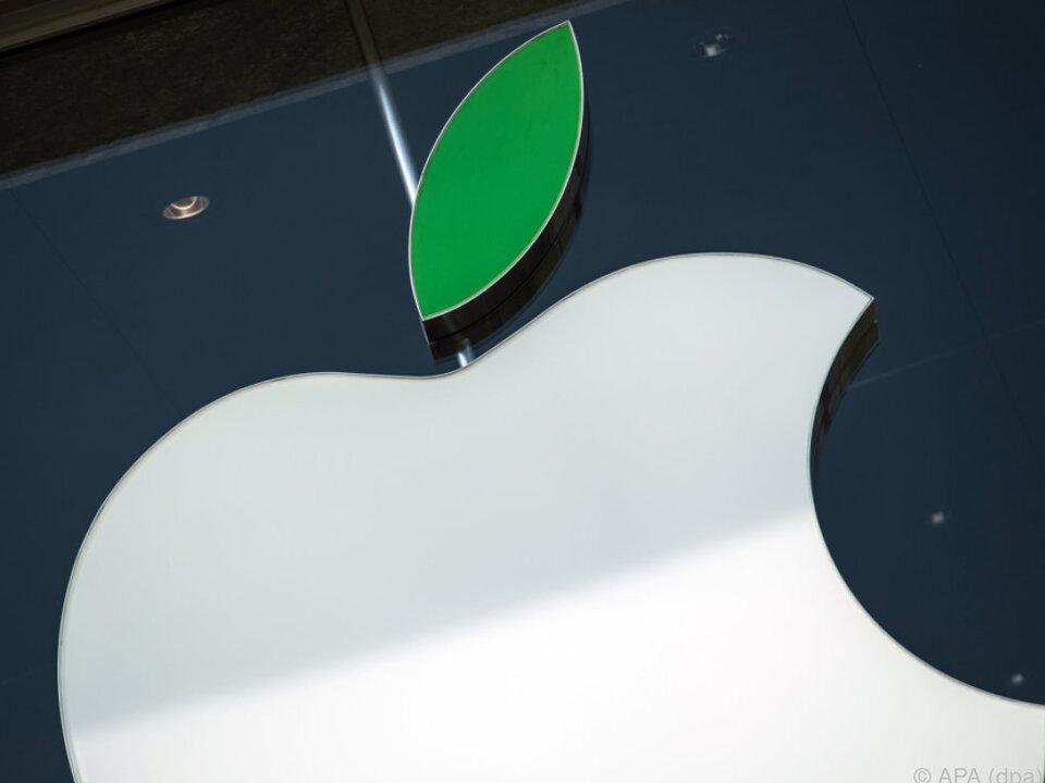 Stein des Anstoßes ist das Steuergebahrens von Apple